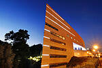 Congress Center West mit atemberaubende Architektur