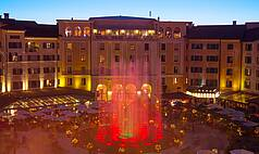 Rust Europa-Park 4-Sterne-Superior-Hotel Colosseo