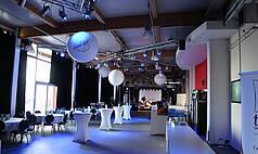 Crailsheim Hangar, Die Eventlocation FoyerFeier