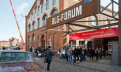 Bremen ENERGIELEITZENTRALE - BLG-FORUM & GENERATORENHALLE Messe