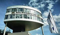 Hockenheim: Hockenheimring Baden-Württemberg - Aussenansicht Baden-Württemberg-Center