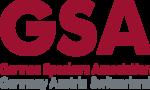 Logo von GSA German Speakers Association