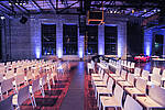 Reihenbestuhlung in zartem Licht ©Uwe Reichert