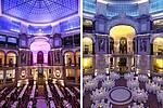 Beispiele Lichthof: © Getty Images für ADC Night of Honour L u. © MSPT Foto Herbert Schlemmer R