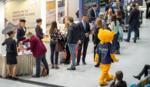 Über 140 zufriedene Aussteller präsentieren die Vielfältigkeit der Veranstaltungsbranche in der Region Rhein-Main.