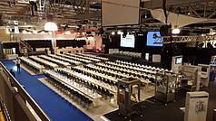 Crailsheim Hangar, Die Eventlocation Konferenzbestuhlung