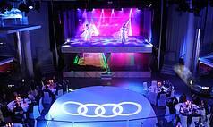 St. Wolfgang scalaria DO-X teatro | Gala Inszenierungssaal  bis zu  1.000 Personen  Dinner | Show | ... fliegende Bühne