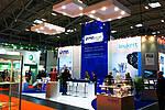 Messeauftritt der Firma Unimet Group auf der Productronica 2013 in München