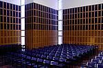 Stiftersaal mit Reihenbestuhlung