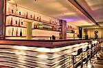 Eingangsbereich Bar