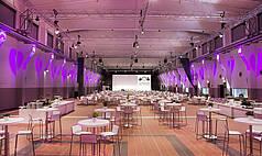 Essen Grand Hall UNESCO Welterbe Zollverein Obergeschoss Grand Hall 3