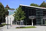 Neckar Forum - Außenansicht