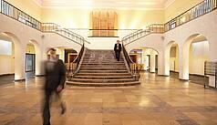 Hanau bei Frankfurt Congress Park Hanau Henriette Westermayr Foyer, Foto: Ulrich Mattner