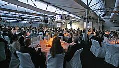 Hockenheim: Hockenheimring Baden-Württemberg - Gala im Kongresspavillon