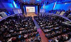 St. Wolfgang scalaria DO-X teatro Plenum | Konferenz Bestuhlung  bis 1.100 Pax