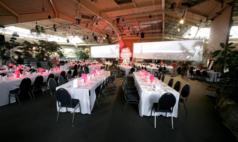 Überregional: Pierre & Vacances Center Parcs Groupe - Galaveranstaltung Multifunktionshalle Park Bispinger Heide