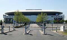 Mannheim SAP Arena SAP Arena