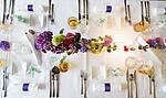 Tischdekoration auf Wunsch