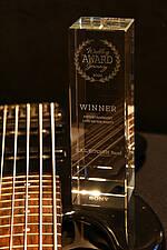 Wedding Award Germany 2021 in der Rubrik Live-Entertainment und Party