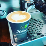 Cafe-Becher