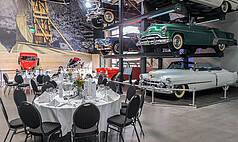 Sinsheim Technik Museum Sinsheim Dinner American Dream Car-Collection