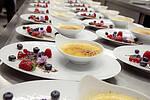 NEU: Palazzo Gourmet unter monatlichem Wechsel der Themen : Dessert