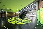 Foyer mit einladender Farbe © Steffen-Spitzner