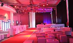 Crailsheim Hangar, Die Eventlocation Foyer Club