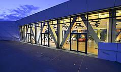 Stuttgart Porsche Museum