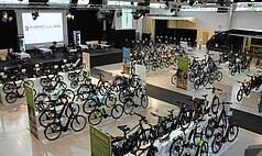 Crailsheim Hangar, Die Eventlocation Halle Messe klein