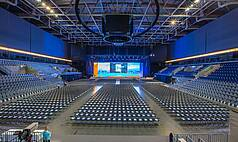 Mannheim SAP Arena Haupthalle