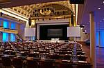 Bénazetsaal - Kongress