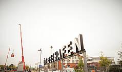 Bremen ENERGIELEITZENTRALE - BLG-FORUM & GENERATORENHALLE Hafengeschichte