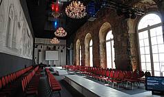 Dresden: Kurländer Palais - Produktpräsentation im Festsaal