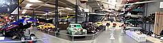 Sinsheim Technik Museum Sinsheim Stehempfang American Dream car-Collection