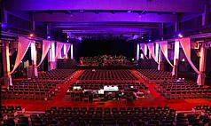 Bremen ENERGIELEITZENTRALE - BLG-FORUM & GENERATORENHALLE Konzertbestuhlung