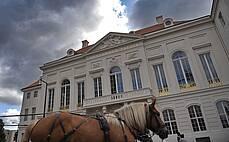Dresden: Kurländer Palais - Kurländer Palais Dresden