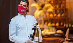 Karlsruhe Palazzo Halle NEU: Palazzo Gourmet unter monatlichem Wechsel der Themen :  Juni - Juli 2020: The Great Gatsby