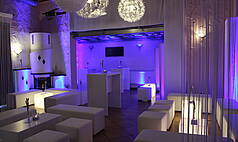 Crailsheim Hangar, Die Eventlocation VIP Lounge