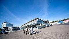 Hockenheim: Hockenheimring Baden-Württemberg - Baden-Württemberg-Center und Kongresspavillon