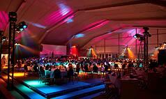 Überregional: Pierre & Vacances Center Parcs Groupe - Multifunktionshalle Abendveranstaltung Park Nordseeküste