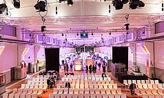 Essen Grand Hall UNESCO Welterbe Zollverein Tagung und Messe