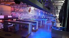 Crailsheim Hangar, Die Eventlocation Galerie02