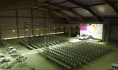 Überregional: Pierre & Vacances Center Parcs Groupe - Multifunktionshalle Park Hochsauerland