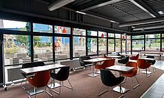 Sinsheim Technik Museum Sinsheim Café Lounge Airport