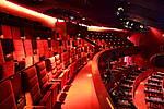 Der Rang mit 146 Sesselplätzen