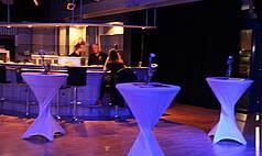 Crailsheim Hangar, Die Eventlocation Galerie_Bar
