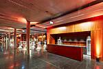 Bar-Box im Theatersaalfoyer