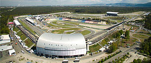 Eventlocation Hockenheimring