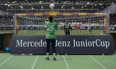 Sindelfingen Glaspalast Fußball